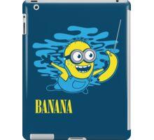 Nirvana Banana  iPad Case/Skin