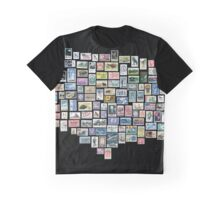 US Mail Graphic T-Shirt