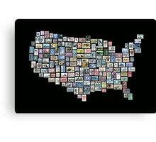 US Mail Canvas Print