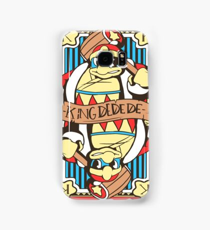 King Dedede Samsung Galaxy Case/Skin