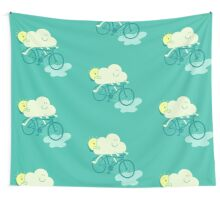Weather Cycles Wall Tapestry