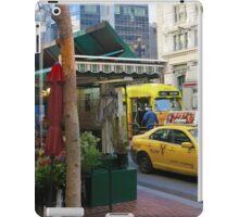 In The Morning on Market Street iPad Case/Skin