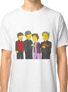 Father Ted - Simpsons Style! Classic T-Shirt
