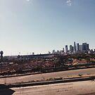LA by Santamariaa