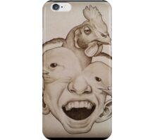 Chicken Face iPhone Case/Skin