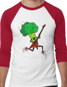 Brock'oli Brocks! Men's Baseball ¾ T-Shirt