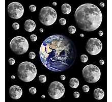 Oh Moons Photographic Print