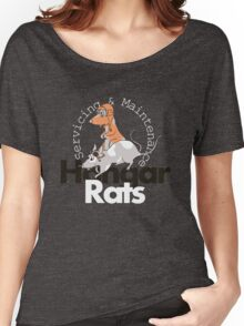 Hangar Rats Women's Relaxed Fit T-Shirt