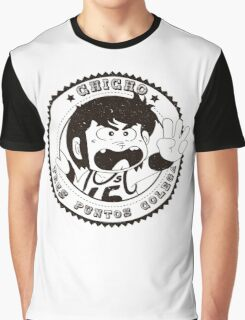 Kappei / Chicho Graphic T-Shirt