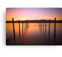 Howden Evenings Canvas Print