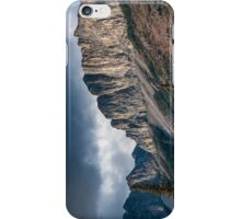 Exshaw Mountain Perspective #2 iPhone Case/Skin