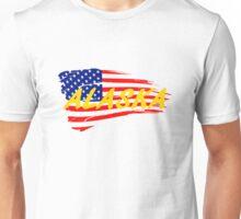 Alaska United States Flag T Shirt and Hoodie Unisex T-Shirt