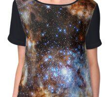 30 Doradus Starburst Nebula Chiffon Top