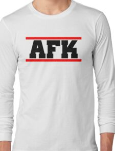 Afk Long Sleeve T-Shirt