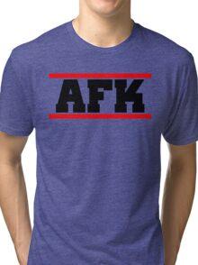 Afk Tri-blend T-Shirt