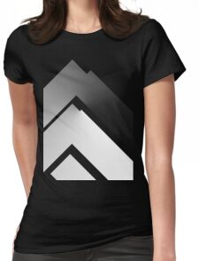 Upper Womens Fitted T-Shirt