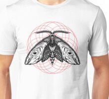 Death Head Moth Unisex T-Shirt