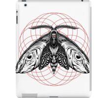 Death Head Moth iPad Case/Skin
