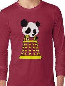 Panda  Robot Long Sleeve T-Shirt