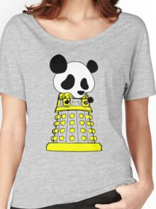 Panda  Robot Women's Relaxed Fit T-Shirt
