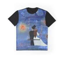 Just Married Graphic T-Shirt