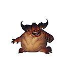 Demon Fatty by BitGem