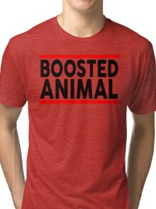Boosted Animal Tri-blend T-Shirt