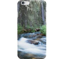 Cony Creek Flowing iPhone Case/Skin