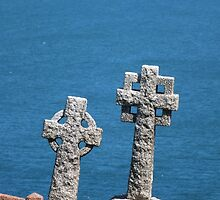 Celtic Crosses by Yampimon