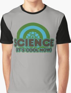 Science it's cool now Graphic T-Shirt