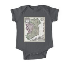 Ireland - Geographicus Ireland - Homann - 1716 One Piece - Short Sleeve