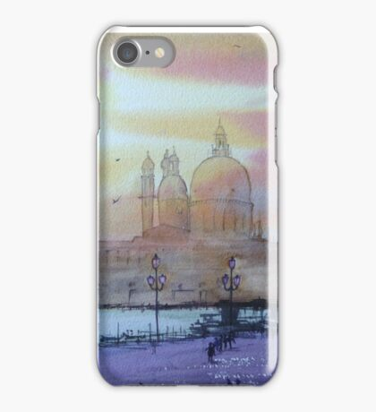 Venice at Sunset iPhone Case/Skin