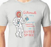 Scientific Astronauts Unisex T-Shirt
