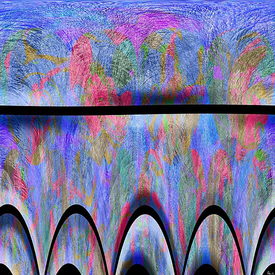 0987 Abstract Thought by chownb