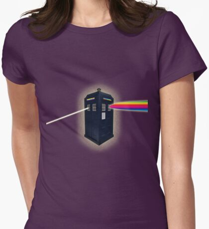 Dr Floyd Orlando  Womens Fitted T-Shirt