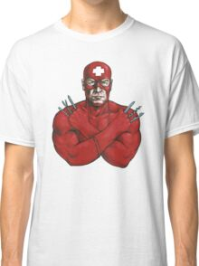 Captain Switzerland Classic T-Shirt