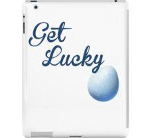 Get Lucky with a Pokémon Go Lucky Egg! iPad Case/Skin