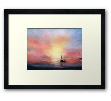 A Place to Dream Framed Print