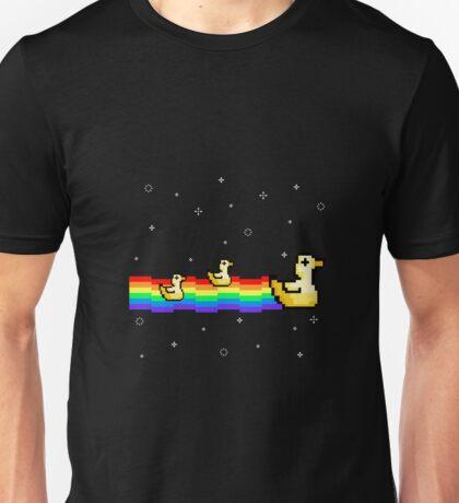 NyanDucky and Ducklings Unisex T-Shirt