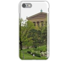 Philadelphia Art Museum - Philadelphia, Pennsylvania, USA iPhone Case/Skin