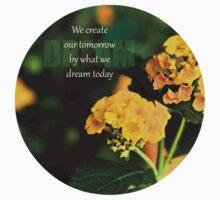 Create a dream Baby Tee