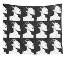 Billie Holiday Wall Tapestry