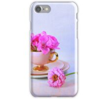 Pink Attitude iPhone Case/Skin