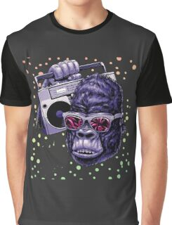 kingkong like music Graphic T-Shirt