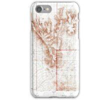 USGS TOPO Map Arizona AZ Childs Mountain 310851 1996 24000 iPhone Case/Skin