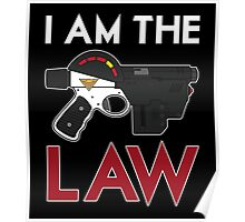 I Am the Law / Dredd Poster