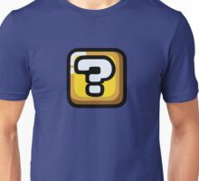 Question Block Unisex T-Shirt