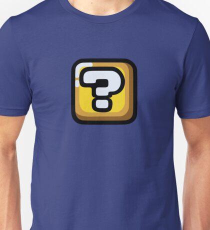 Question Block Unisex T-Shirt