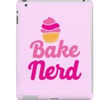 Bake nerd iPad Case/Skin