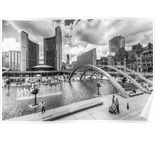 Nathan Phillips Square Poster